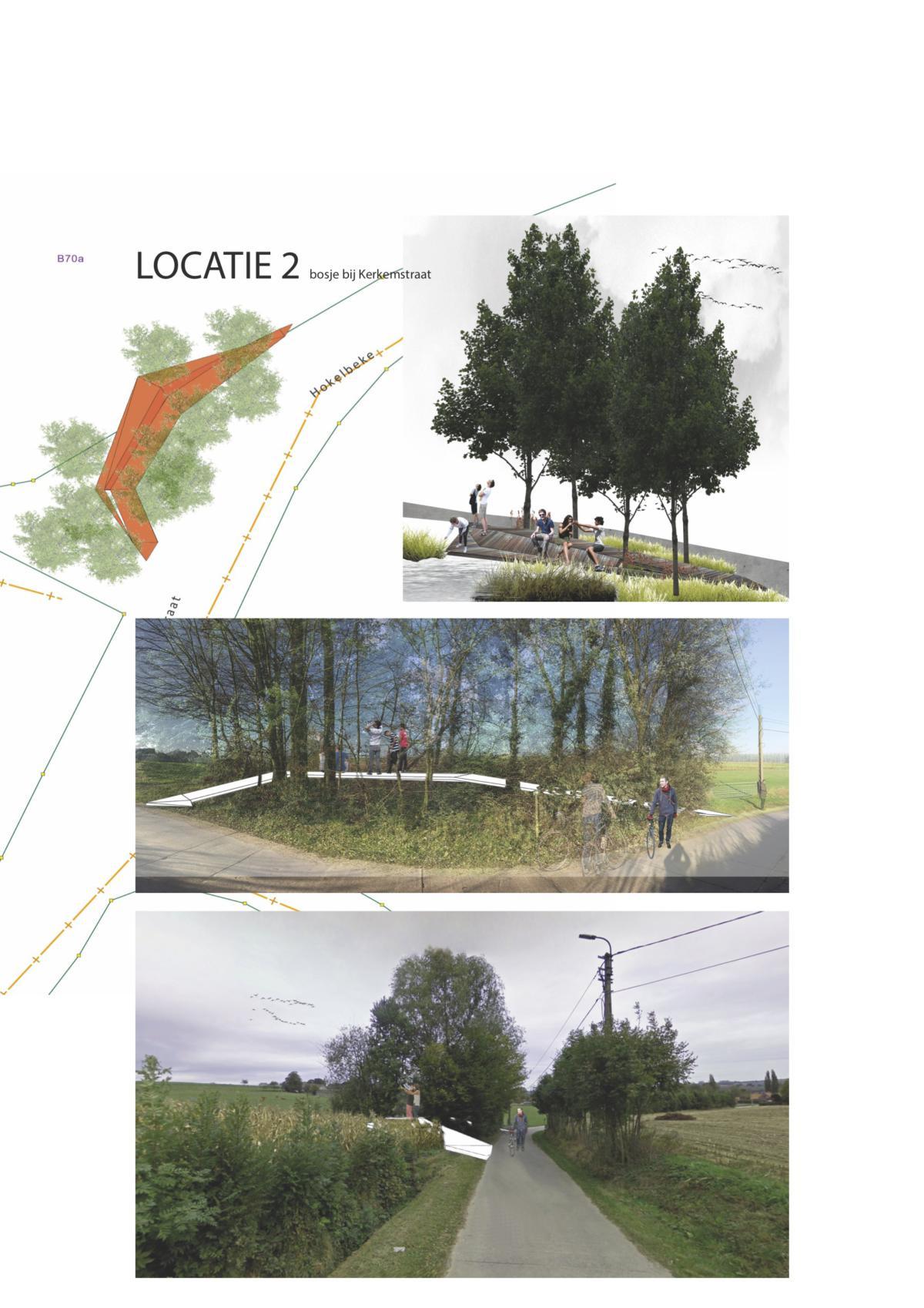 maarkedal landschapselementen presentatie