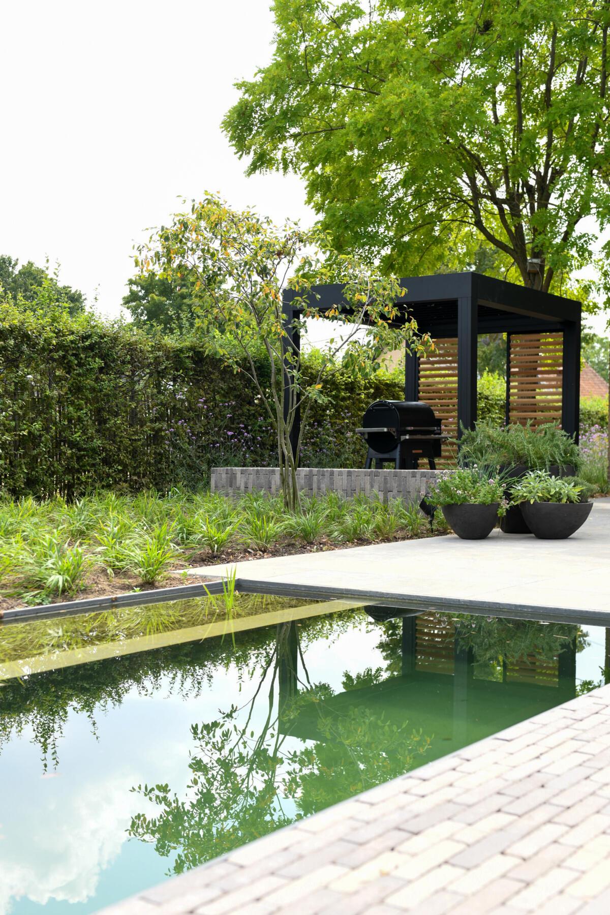 Bloemrijke tuin - Parike