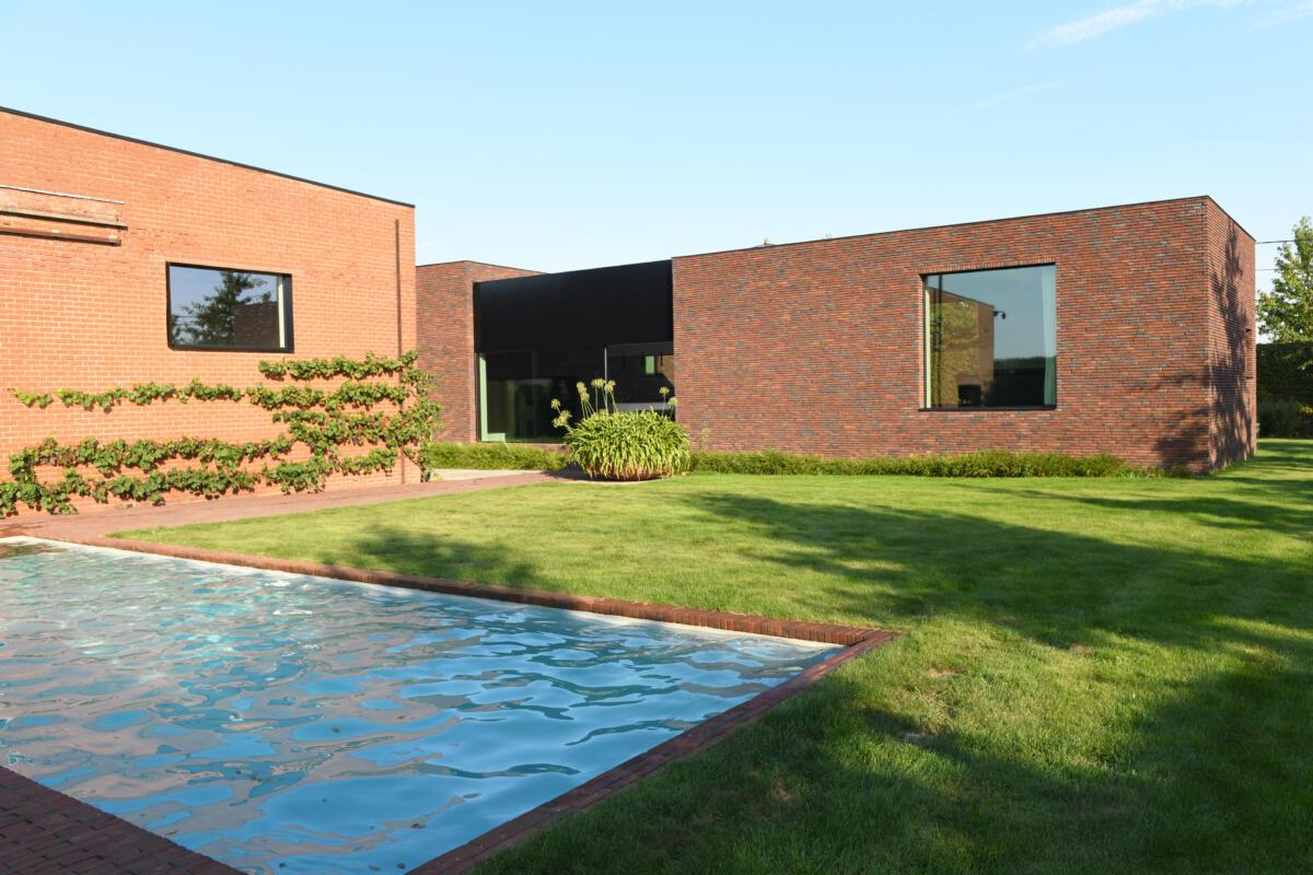 tuinarchitectuur en architectuur