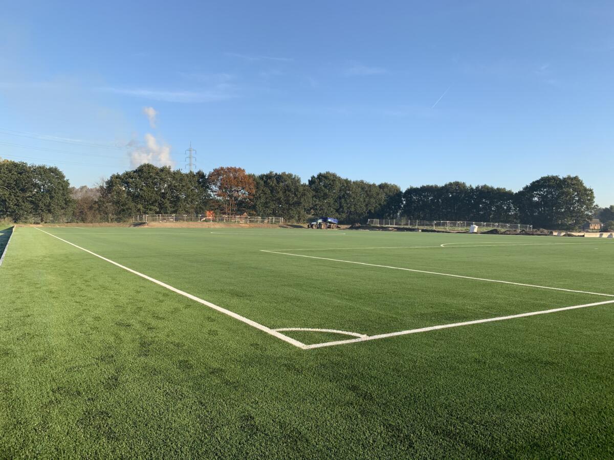 voetbal accommodatie skw - Gent
